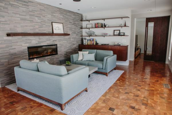 Lincoln Place Interior Design Project 1