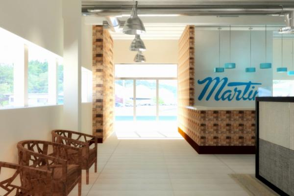 Martin Sprocket Portland Interior Design Project 3
