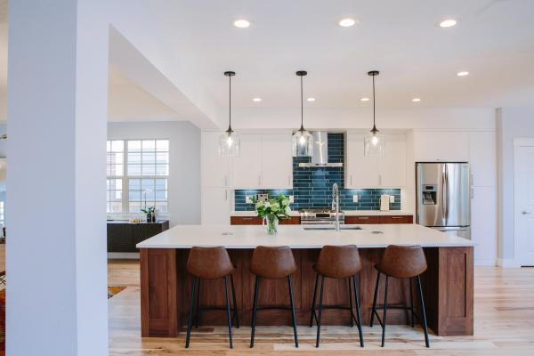 Contemporary Denver Kitchen