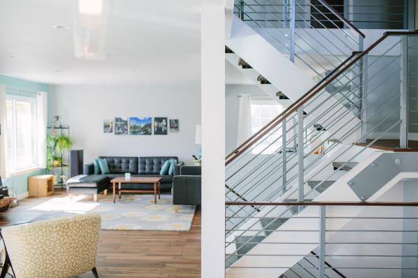 modern denver home